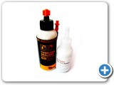 Tubeless Sealant Injection System and Bontrager Tire Sealant