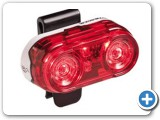 Bontrager Flare 3 Tail Light
